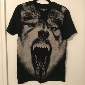 FOREVER21 Wolf Tee
